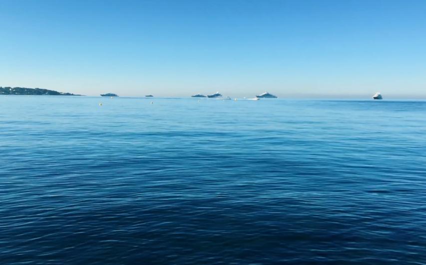 Bienvenue sur la Côte d'Azur